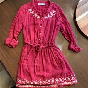 Girls Abercrombie Dress 7/8